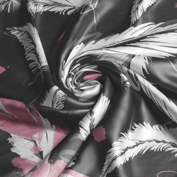 Μαντήλι Feathers TF1 - 65x65   90x90 - 190€ - TF1